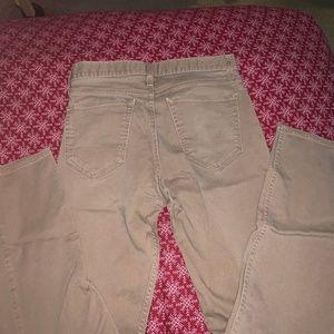 Mens khaki pants 32x34